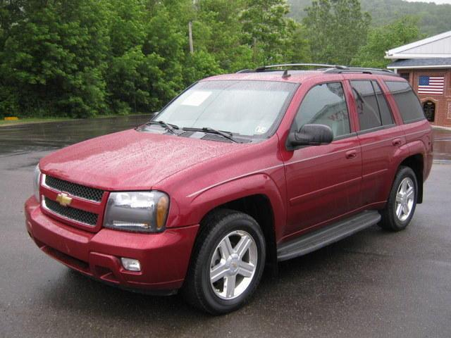 2008 chevrolet trailblazer lt for sale in new bethlehem pennsylvania classified. Black Bedroom Furniture Sets. Home Design Ideas