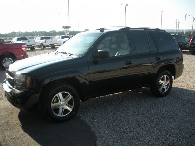 2008 chevrolet trailblazer lt for sale in roland oklahoma classified. Black Bedroom Furniture Sets. Home Design Ideas