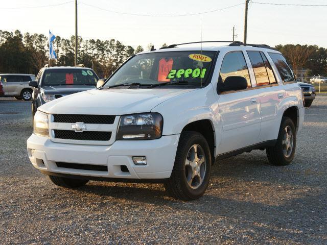2008 Chevrolet Trailblazer Lt For Sale In Princeton  North