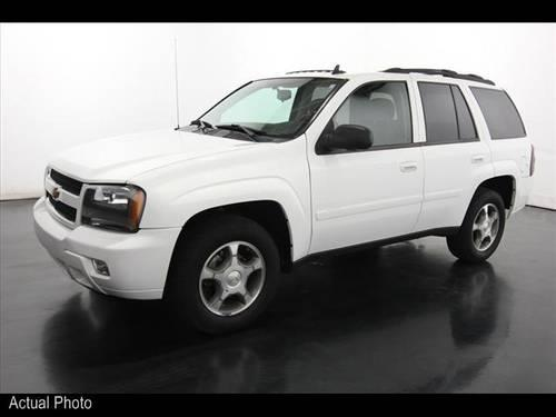 2008 chevrolet trailblazer suv 4x4 for sale in sparta michigan classified. Black Bedroom Furniture Sets. Home Design Ideas