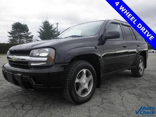 2008 chevrolet trailblazer suv for sale in beekmantown new york classified. Black Bedroom Furniture Sets. Home Design Ideas