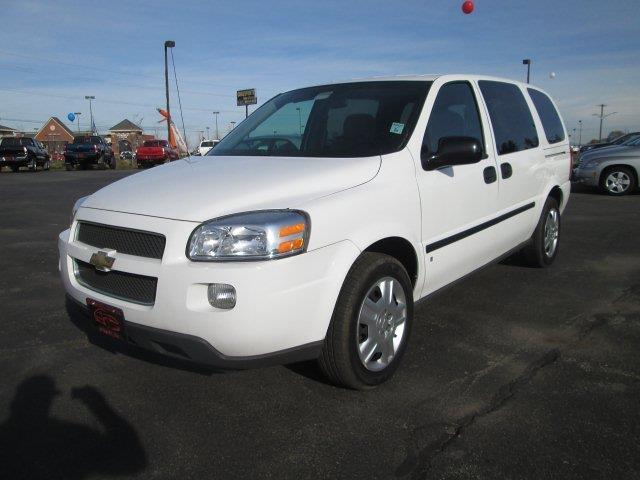 2008 chevrolet uplander ls ls 4dr extended mini van for sale in spokane washington classified. Black Bedroom Furniture Sets. Home Design Ideas