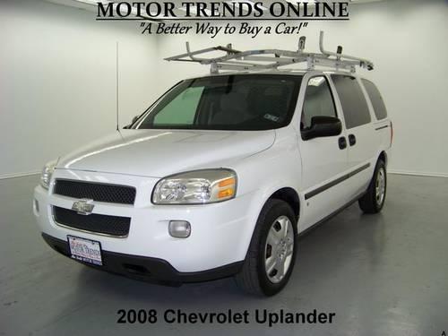 2008 chevrolet uplander minivan van cv work van ladder rack bins for sale in alvin texas. Black Bedroom Furniture Sets. Home Design Ideas