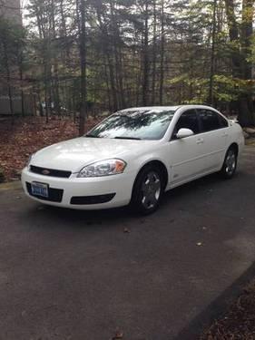 2008 Chevy Impala SS