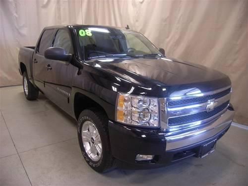2008 chevy silverado 1500 lt1 5 3l crew cab 4x4 for sale in roscoe illinois classified. Black Bedroom Furniture Sets. Home Design Ideas