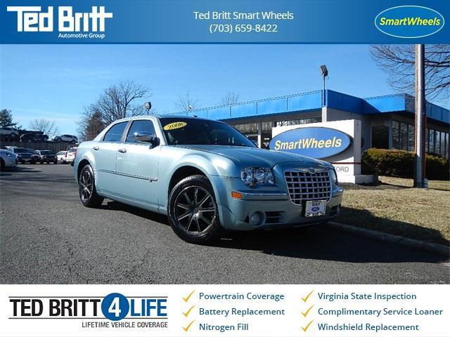 2008 Chrysler 300 C AWD C 4dr Sedan