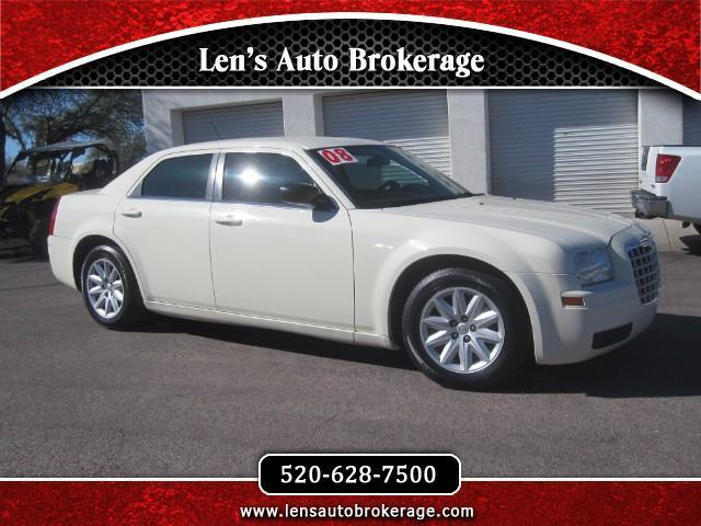 2008 Chrysler 300 LX LX 4dr Sedan