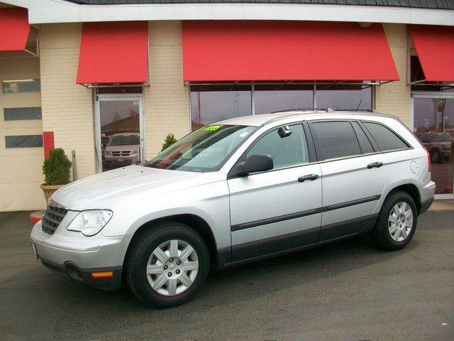 2008 chrysler pacifica lx for sale in middleton wisconsin. Black Bedroom Furniture Sets. Home Design Ideas