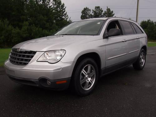 2008 chrysler pacifica suv touring for sale in buffalo. Black Bedroom Furniture Sets. Home Design Ideas