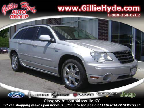 2008 chrysler pacifica wagon awd touring signature series. Black Bedroom Furniture Sets. Home Design Ideas