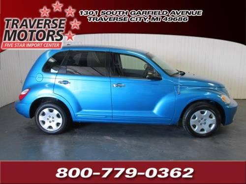 2008 chrysler pt cruiser wagon for sale in traverse city