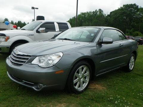 2008 chrysler sebring 2 door convertible for sale in manchester tennessee classified. Black Bedroom Furniture Sets. Home Design Ideas