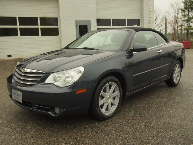 2008 chrysler sebring convertible limited for sale in newington new hampshire classified. Black Bedroom Furniture Sets. Home Design Ideas