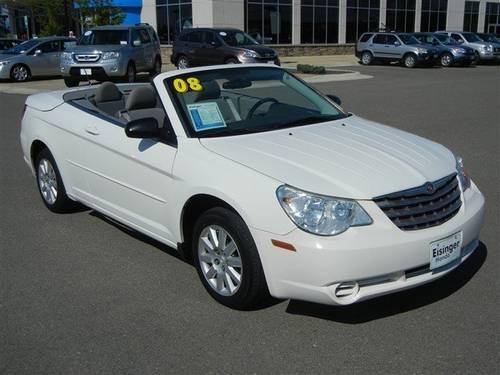 2008 chrysler sebring convertible lx for sale in evergreen montana classified. Black Bedroom Furniture Sets. Home Design Ideas