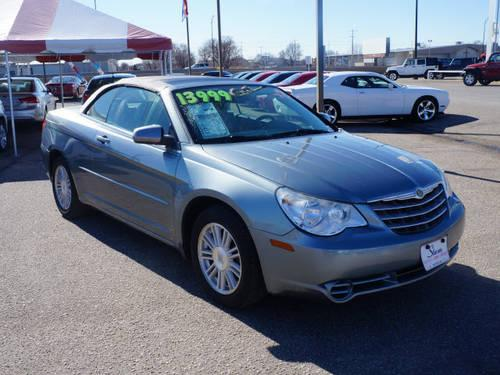 2008 chrysler sebring convertible touring for sale in wichita kansas classified. Black Bedroom Furniture Sets. Home Design Ideas