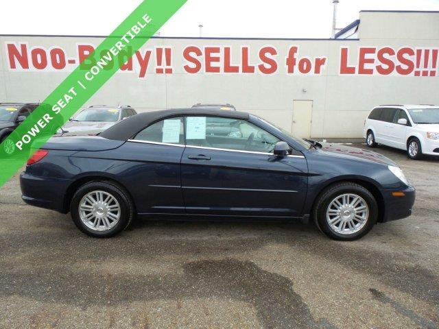 2008 chrysler sebring touring touring 2dr convertible for sale in alliance ohio classified. Black Bedroom Furniture Sets. Home Design Ideas