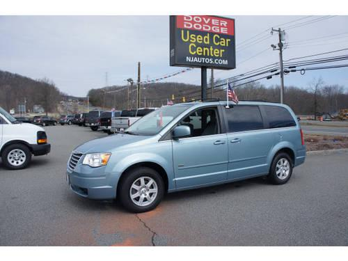 2008 chrysler town and country mini van touring for sale in wharton new jersey classified. Black Bedroom Furniture Sets. Home Design Ideas