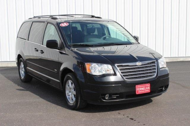 2008 chrysler town and country touring touring 4dr mini van for sale in cheboygan michigan. Black Bedroom Furniture Sets. Home Design Ideas