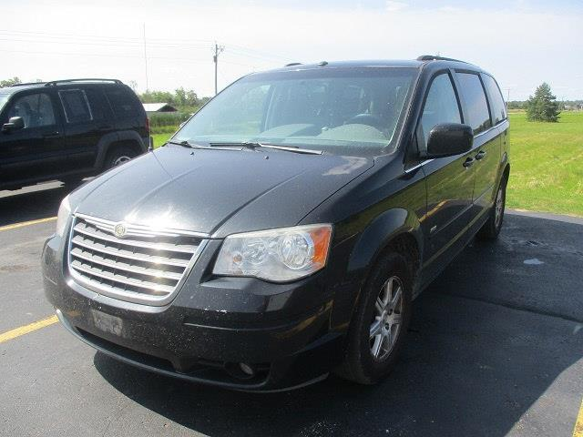 2008 chrysler town and country touring touring 4dr mini van for sale in sault sainte marie. Black Bedroom Furniture Sets. Home Design Ideas
