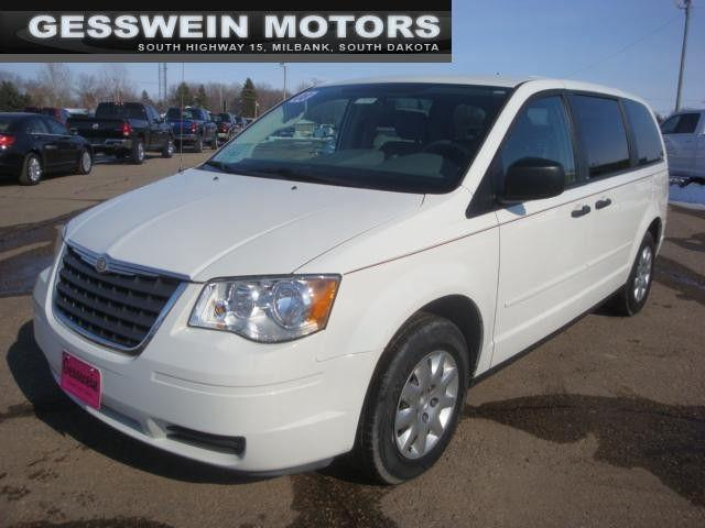 2008 chrysler town country lx for sale in milbank south dakota classified. Black Bedroom Furniture Sets. Home Design Ideas