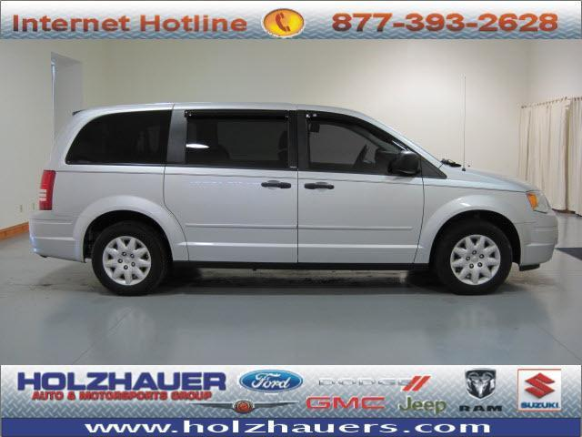 2008 chrysler town country lx for sale in nashville illinois classified. Black Bedroom Furniture Sets. Home Design Ideas