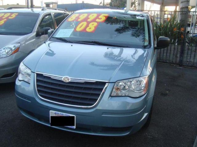 2008 chrysler town country lx for sale in el monte california classified. Black Bedroom Furniture Sets. Home Design Ideas
