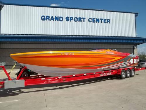 2008 Cigarette 39 Top Gun For Sale In Algonquin  Illinois