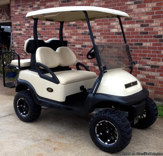 2008 Club Car Precedent Golf Cart For Sale In Lafayette  Louisiana Classified