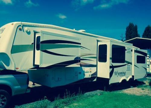2008 Coachmen Wyoming 338rlqs For Sale In Kelso