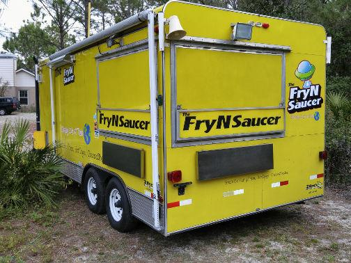 2008 Concessions / Mobile Kitchen / Catering Trailer