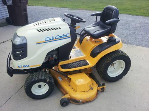 2008 Cub Cadet GT1554 Garden Tractor for Sale in Clarklake