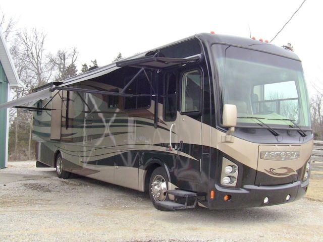 Used class a diesel motorhomes for Class a diesel motor homes