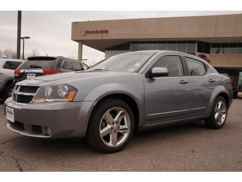 2008 dodge avenger 4 dr sedan awd r t for sale in east hanover new jersey classified. Black Bedroom Furniture Sets. Home Design Ideas