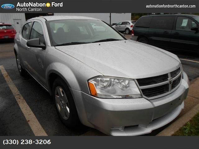 2008 dodge avenger for sale in canton ohio classified. Black Bedroom Furniture Sets. Home Design Ideas