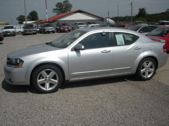 2008 dodge avenger r t for sale in roland oklahoma classified. Black Bedroom Furniture Sets. Home Design Ideas