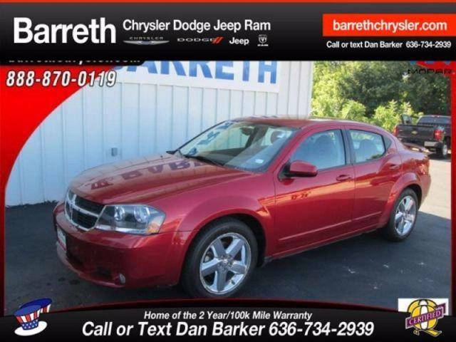 2008 dodge avenger rt for sale in campbellton missouri classified. Black Bedroom Furniture Sets. Home Design Ideas