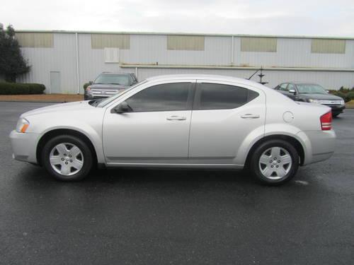Dodge Avenger Se Silver Tinted Windows Clean Carfax Nice Americanlisted
