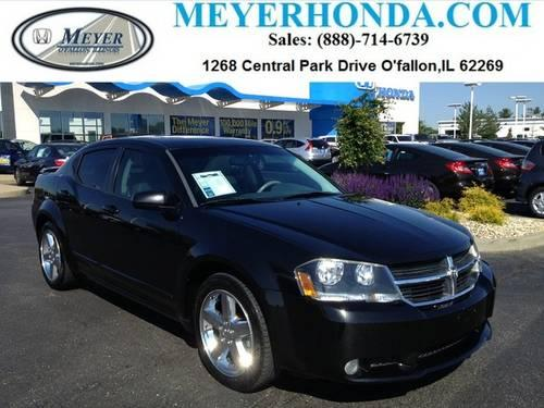 2008 dodge avenger sedan r t for sale in shiloh illinois classified. Black Bedroom Furniture Sets. Home Design Ideas