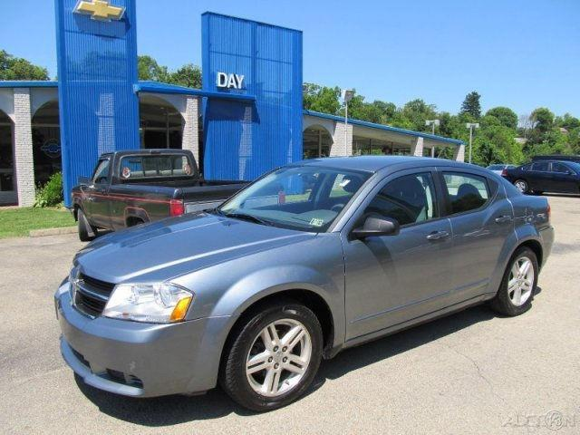 2008 dodge avenger sxt for sale in uniontown pennsylvania classified. Black Bedroom Furniture Sets. Home Design Ideas