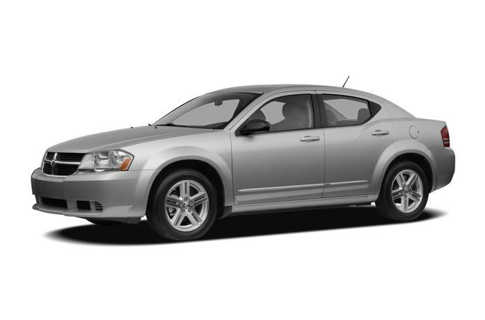 2008 Dodge Avenger SXT SXT 4dr Sedan