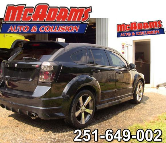 2008 Dodge Caliber SRT4 6spd manual Turbo!