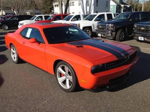 2008 dodge challenger coupe srt8 for sale in terryville connecticut. Cars Review. Best American Auto & Cars Review