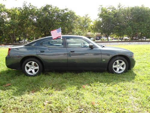 2008 dodge charger 3 5 v6 auto for sale in hollywood. Black Bedroom Furniture Sets. Home Design Ideas