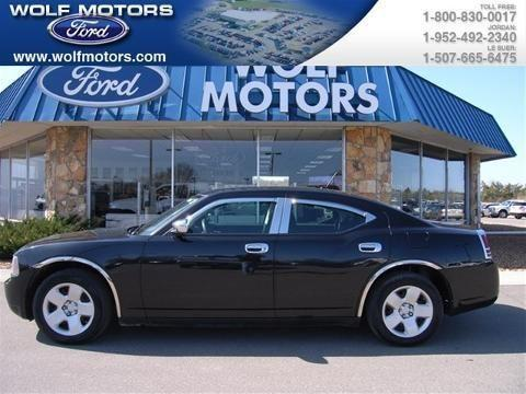 2008 Dodge Charger 4 Door Sedan For Sale In Jordan