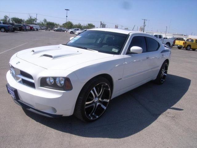 2008 dodge charger r t for sale in midland texas classified. Cars Review. Best American Auto & Cars Review
