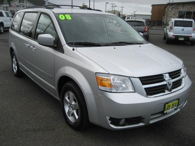 2008 dodge grand caravan sxt for sale in aberdeen washington classified. Black Bedroom Furniture Sets. Home Design Ideas