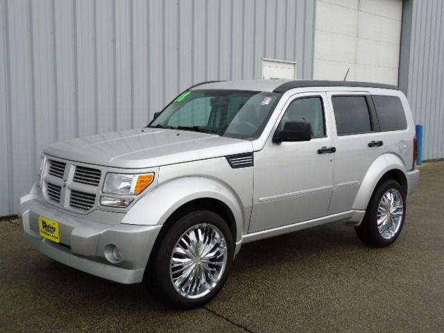2008 dodge nitro r t for sale in shell rock iowa classified. Black Bedroom Furniture Sets. Home Design Ideas