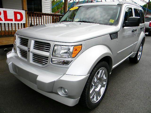 2008 dodge nitro r t for sale in big stone gap virginia classified. Black Bedroom Furniture Sets. Home Design Ideas