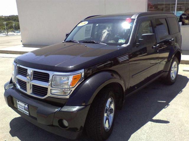 2008 Dodge Nitro Slt For Sale In Marble Falls Texas