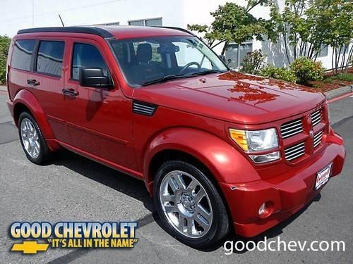 2008 dodge nitro sport utility r t for sale in renton washington classified. Black Bedroom Furniture Sets. Home Design Ideas